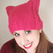Cabled Ears Hat pattern
