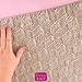 Tumbling Blocks Blanket pattern