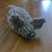 Seamless Catnip Mouse pattern