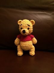 winnie the pooh amigurumi Archives • One's Creative Mind | 240x180