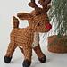 Oh Dear, Reindeer pattern