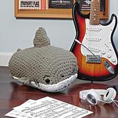 Sharon Shark from Cuddly Crochet Critters