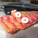 Sunset cell phone pouch pattern