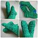 Pea Pod Burgundy Socks pattern