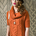 #15 Cowl Neck Top pattern