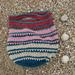Sea Urchin Bag pattern