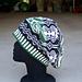 Caffeinated Mermaid Hat pattern