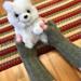 Warm & Easy Fingerless Gloves pattern