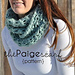 The Paige Circular Scarf pattern