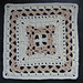 """Grand Banks Afghan Block Square 12"""" pattern"""