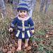 American Girl Madame Nicole Knit Set pattern
