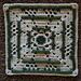 "Third Dynasty of UR 12"" Afghan Block pattern"