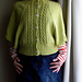 Cabled Batwing pattern