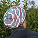 Hug of the Ocean hat pattern
