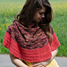 Color Twister Shawl pattern
