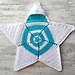 Baby Star Cocoon pattern