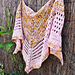 Tunisian Adventure Shawl pattern