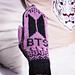 BTS mittens pattern
