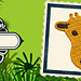 Giraffe Potholder pattern