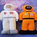 Astronaut Cuddler pattern