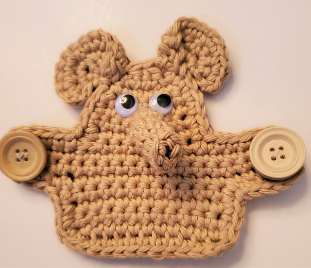 Crochet-A-Day: 9 Crochet Animal Appliqués | Make and Takes | 552x640
