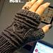 Heart You Fingerless Gloves pattern