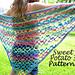 3 in 1 Summer Wrap pattern