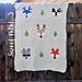 Forest Friends Blanket pattern