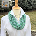 Collana Lace Cowl pattern