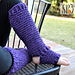 Plum Perfect Footed Leggings pattern