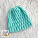 Waves of Hope Hat pattern