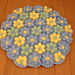 p.8 Small flower cushion pattern