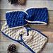 Alpine Twist Head Wrap pattern