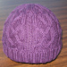 Another Cabled Hat pattern