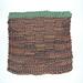 Minecraft Dirt Block Washcloth pattern