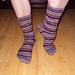 Lisa's Basic Toe Up Socks pattern