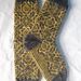 Brigitte's Garden Socks pattern