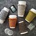 Crochet Coffee Sleeve, Cup Cozy