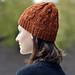 Honey Rye Hat pattern