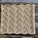 Wheat River Cowl pattern