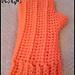Linear Fingerless Gloves pattern