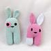 Blop and Kippi Bunny Amigurumi pattern