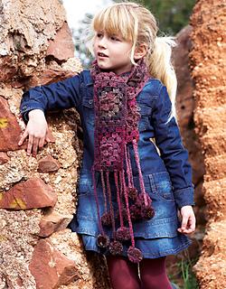 Ravelry Echarpe Enfant Pattern By Fil Katia