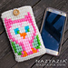 Owl Cell Case pattern