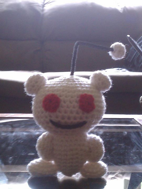 How To Crochet Baby Yoda Part 1| Little Alien| Crochet Amigurumi ... | 640x480