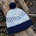 Medallion Toque pattern