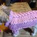 Rapunzel's Last Sweater pattern