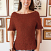 Inkling Sweater pattern