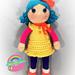 Chloe Doll pattern