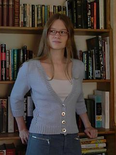 Victoria Cardigan